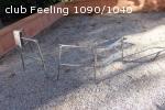 Balcon arrière Feeling 1090