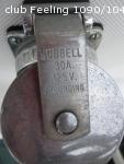 Prise de pont Hubbell